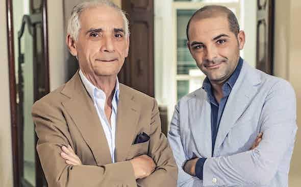 Wearing The Trousers: Ambrosi Napoli