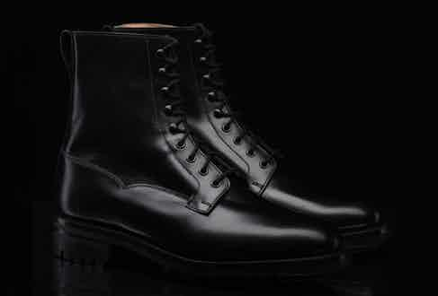 These Radnor boots are among six different Crockett & Jones styles to be worn by Daniel Craig in the upcoming Spectre James Bond movie.
