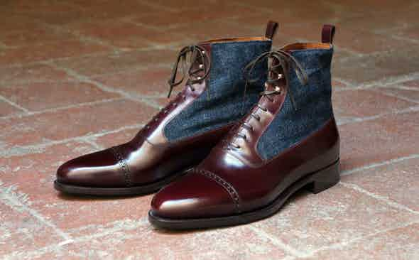 Rake Commends: Autumnal Boots