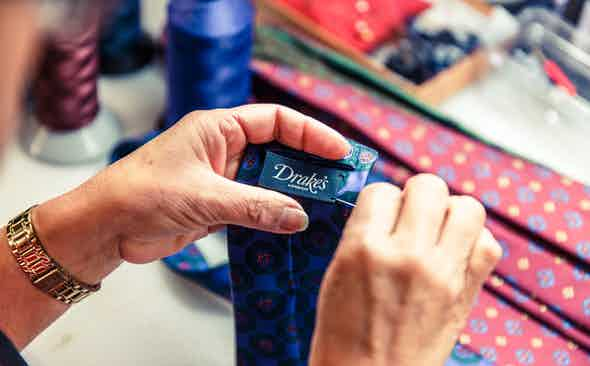 Tie-Breaker: Inside the Drake's Factory