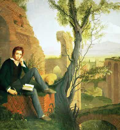 Percy Bysshe Shelley (1792-1822)