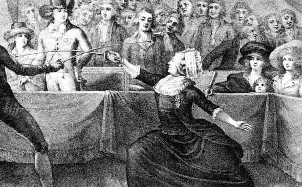 The Renaissance Woman: Julie D'Aubigny