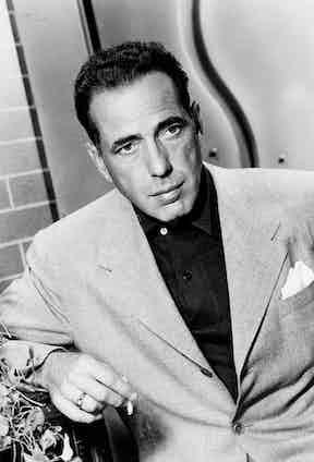 Humphrey Bogart;
