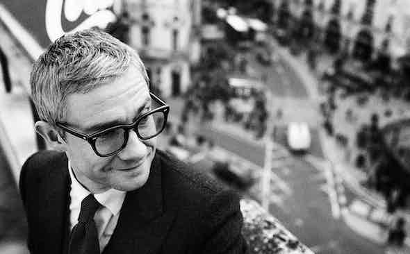 Martin Freeman | 'It's the closest I'll ever get to Beatlemania'