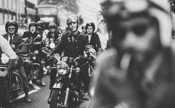 Distinguished Gentlemen's Ride London