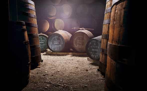 Monarch of the Glen: The Glenfiddich Distillery