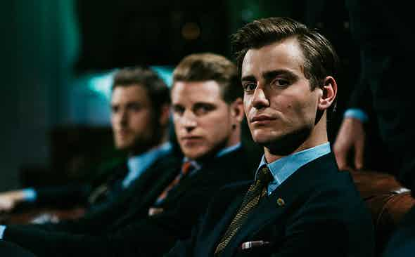 The Riot Club | Dunhill
