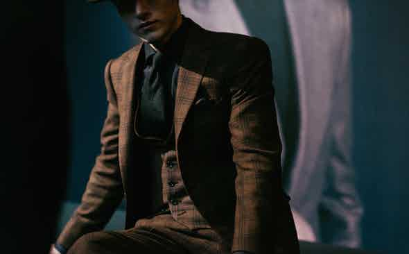 The Prince's Playground | Cifonelli Ready-to-Wear