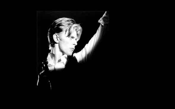 DAVID BOWIE: A LIFE IN STYLE