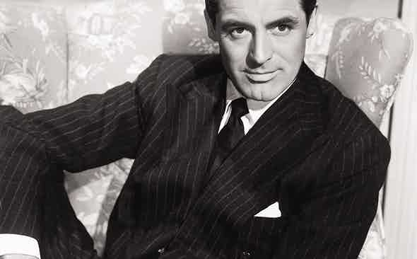 Cary Grant's Guide to the Perfect Classic Suit