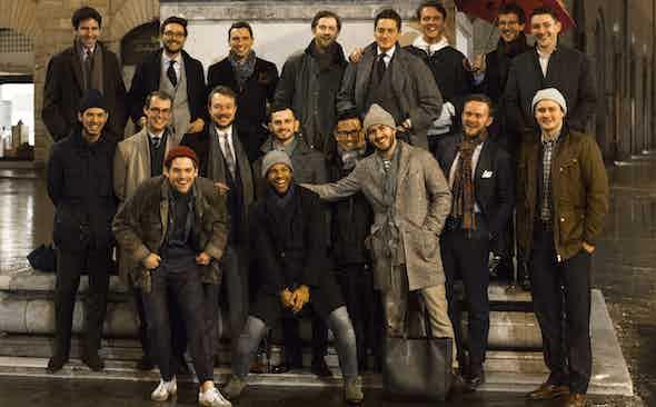 Generation Game: The 'Twenty Under Thirty' at Pitti Uomo