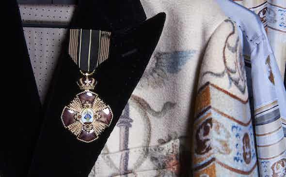 High Altatude: Dolce & Gabbana Alta Sartoria