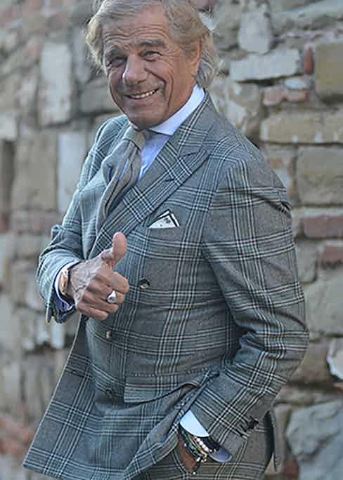 Lino Ielluzi of Al Bazar Milano.