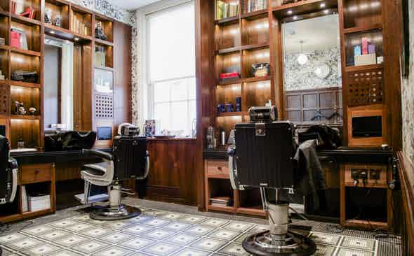 The Finest Barbershops in London Town