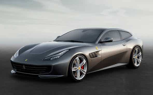 Ferrari GTC4Lusso: The Ultimate Family Car?