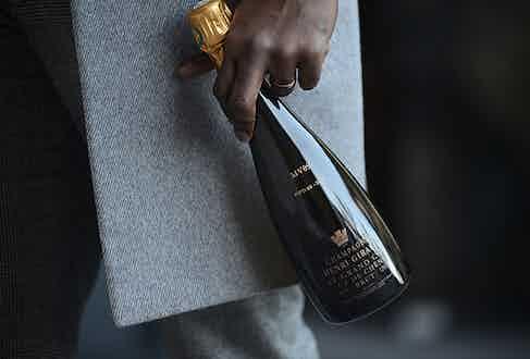 Champagne Henri Giraud  (Grand Cru)