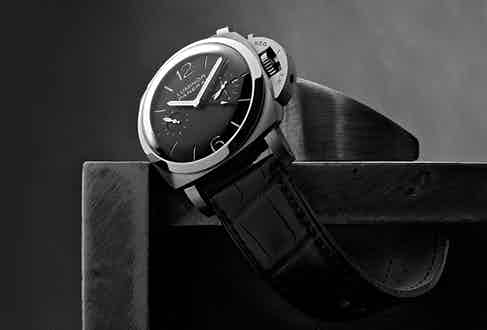 Panerai has completely reinvented the design of the tourbillon to create a timepiece that shares Harrison's spirit of innovation and dedication to precision.
