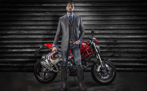 Thunder Tribe: Sartorial Motorcycling Subculture Goes Mainstream