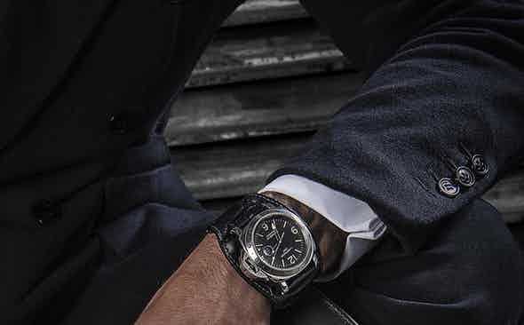 Stefano Bemer for The Rake: The Military Bund Watch Strap