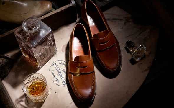Rake Commends: The Penny Loafer