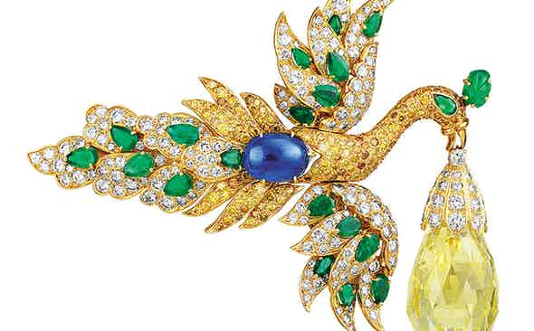 THE ART & SCIENCE OF GEMS: VAN CLEEF & ARPELS