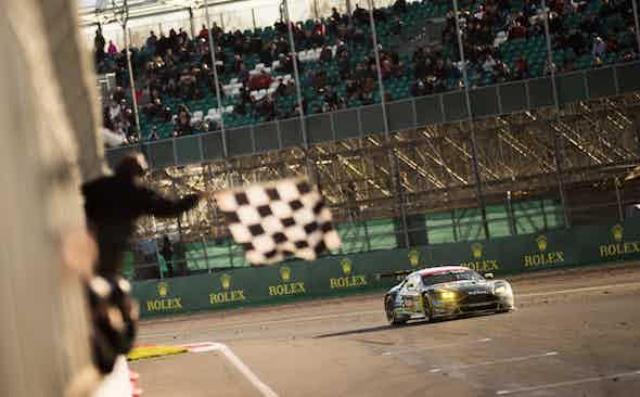 Aston Martin: Racing to the top