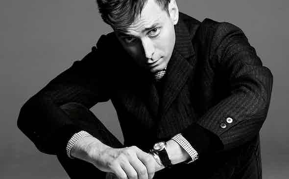 Thanks for everything, Hedi Slimane