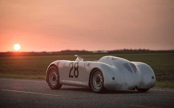 Bespoken Porsche   Chris Runge