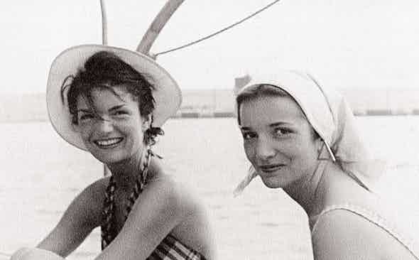 Jackie Kennedy and Lee Radziwill: Sisters of Providence