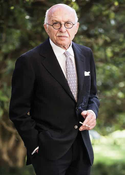 Master Neapolitan tailor, Antonio Panico.