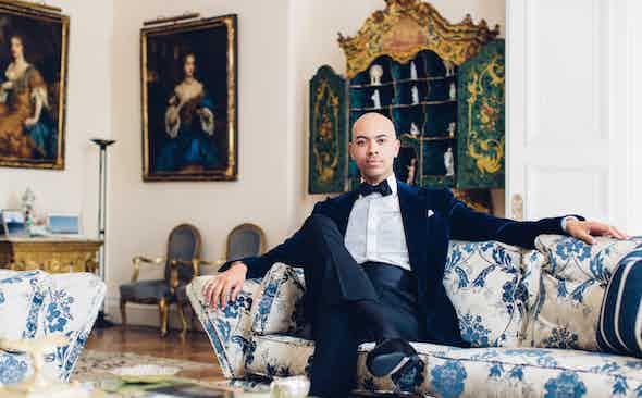 Sartorial Ambassador: Jonathan Alexander Edwards