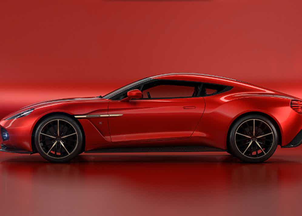 The Vanquish Zagato is the fifth model to hail from the partnership.