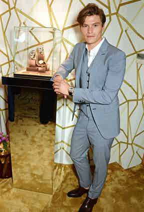 Oliver Cheshire attends the Chopard x Annabel's Cannes party on May 14, 2016 in Cannes, France.