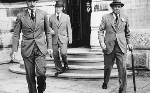 The Most Rakish Power Suits in History
