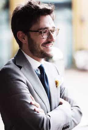 Simone Ubertino Rosso, Communications Director, Vitale Barberis Canonico.
