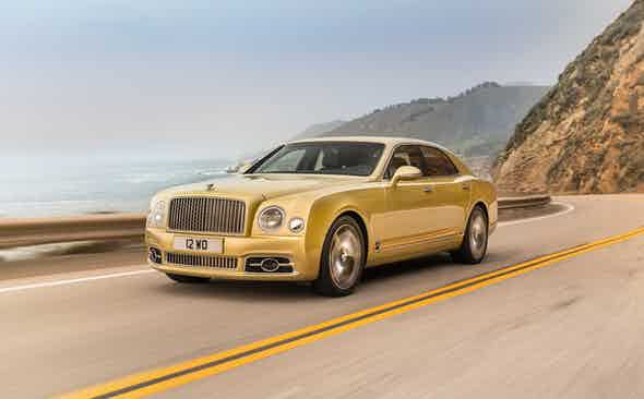 A Yacht On Wheels: The Bentley Mulsanne Part I - The Preview
