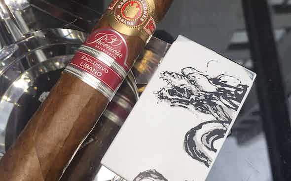 Holy Smokes   Ramon Allones Phoenicia 30th Anniversary