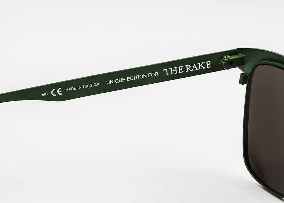 Each individual pair is confirmed as a limited edition produced exclusively for The Rake.