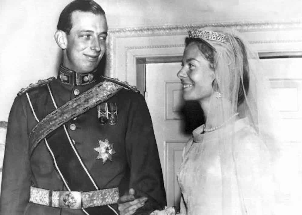 Prince Edward Marries Katharine Worsley, June 1961
