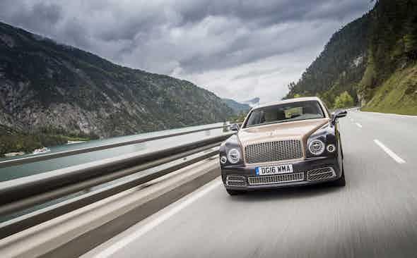 A Yacht on Wheels: The Bentley Mulsanne Part II