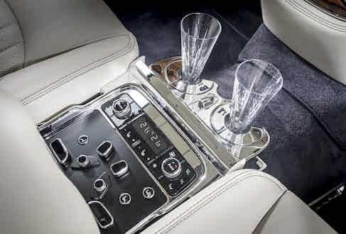 Bentley Mulsanne Interiors