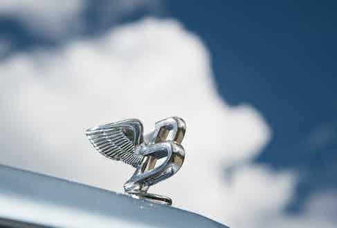Bentley Mulsanne in Fountain Blue