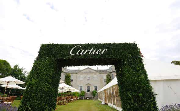 Style et Luxe: Cartier at Goodwood 2016