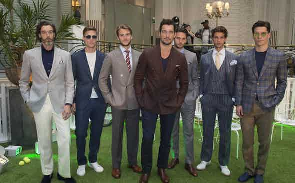 London Collections Men SS17: Chester Barrie