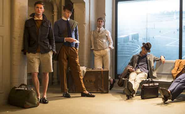 London Collections Men SS17: Private White V.C.