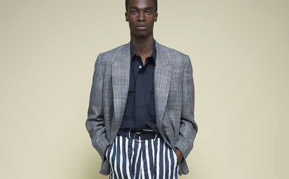 London Collections Men SS17: E. Tautz