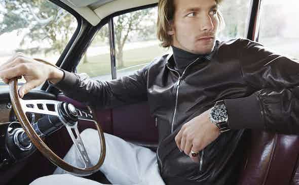 Timepiece Tribute: Tag Heuer & James Hunt
