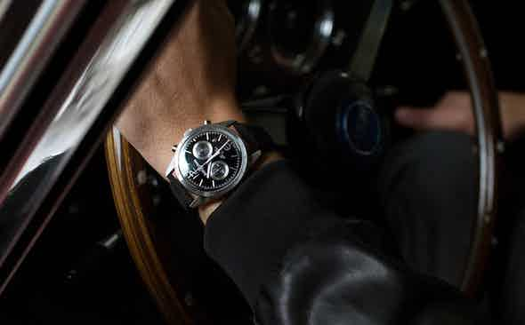 Time Travel: Watches Built for Speed