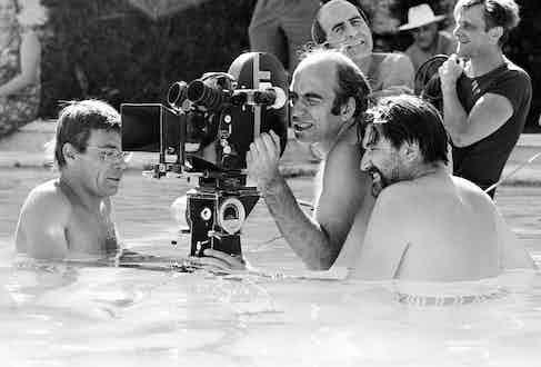 Director Jacques Deray