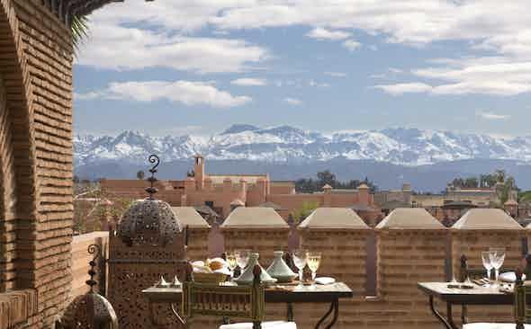 Magical Morocco: La Sultana Hotel